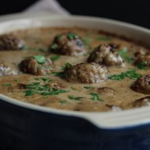 Birthday Swedish Meatballs