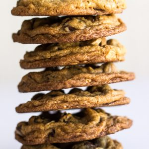 Almond Joy Chocolate Chip Cookies