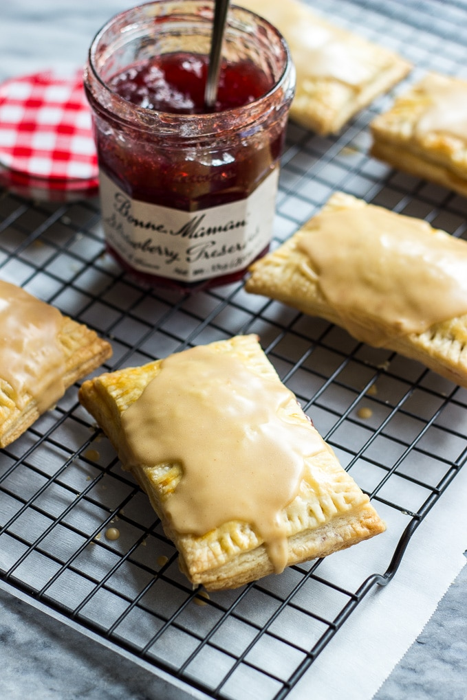 Peanut Butter and Jelly Pop-Tarts
