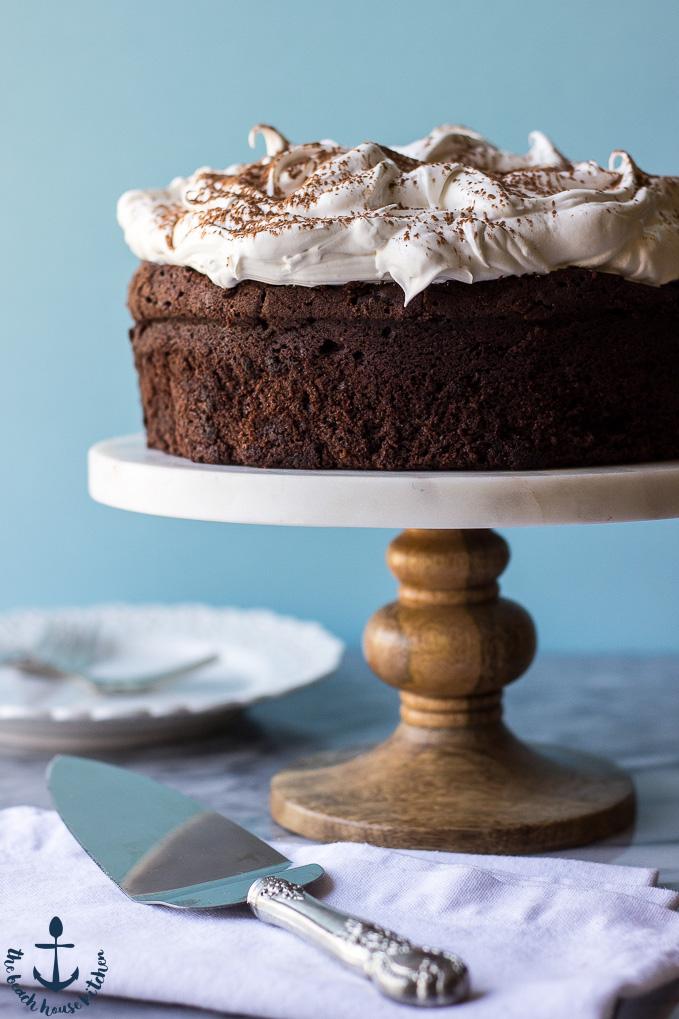Devil Dog Cake Recipe Gourmet Magazine