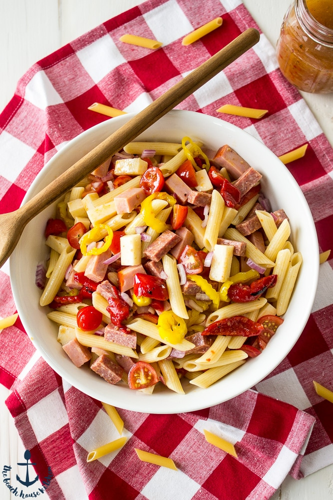 Sean's Antipasto Pasta Salad