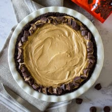Creamy, Dreamy Peanut Butter Pie