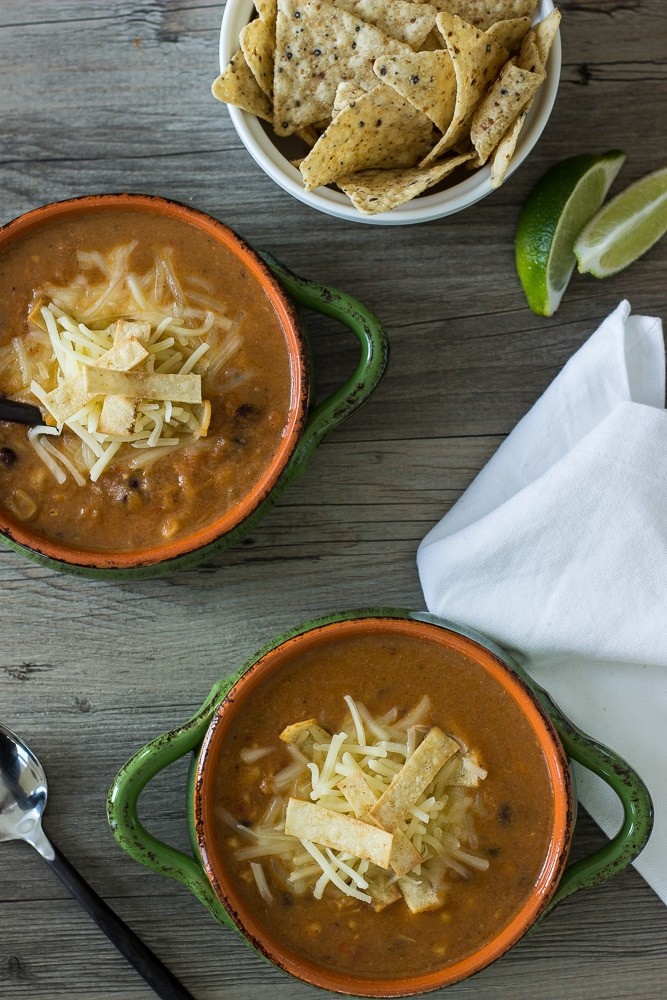Chicken Tortilla Soup