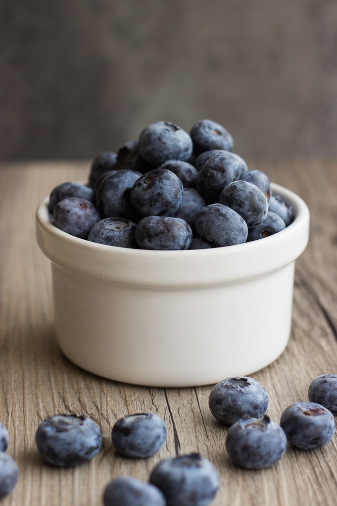 Blueberries for Buttermilk Pancakes