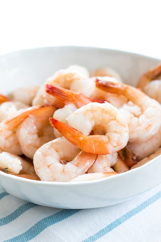 Kickin Shrimp Cocktail