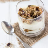 Oatmeal Cookie Pudding