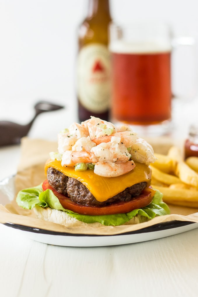 The Signature Beach House Burger