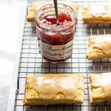 Homemade Peanut Butter and Jelly Pop-Tarts