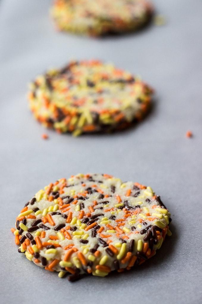 Classic Sprinkled Sugar Cookies