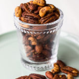 Spiced Holiday Nuts