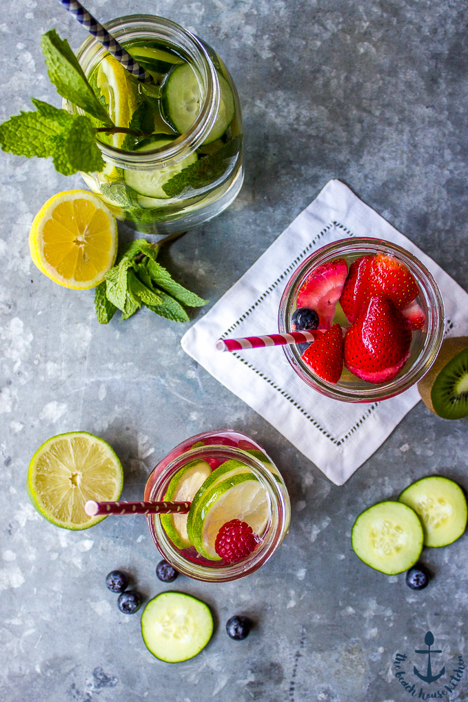 Fruit Infused Waters