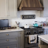 The New Beach House Kitchen