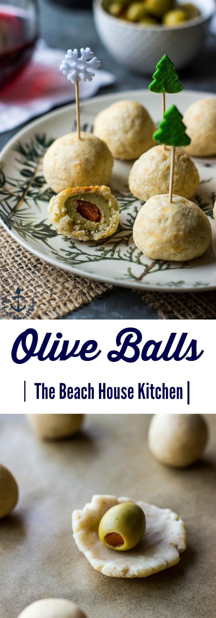 Olive Balls