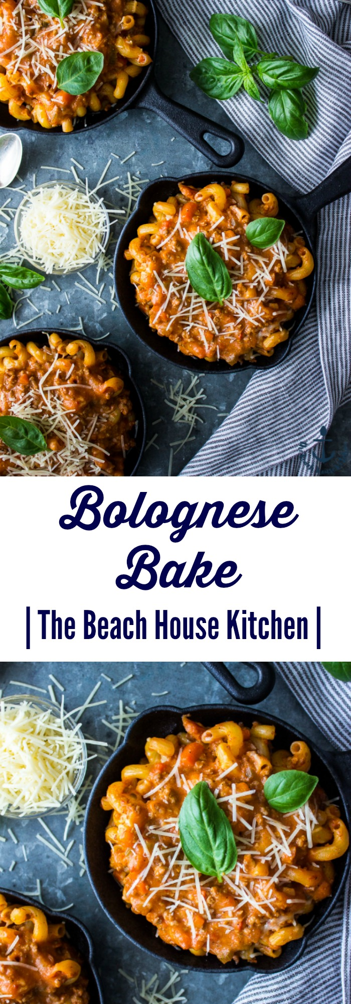 Bolognese Bake