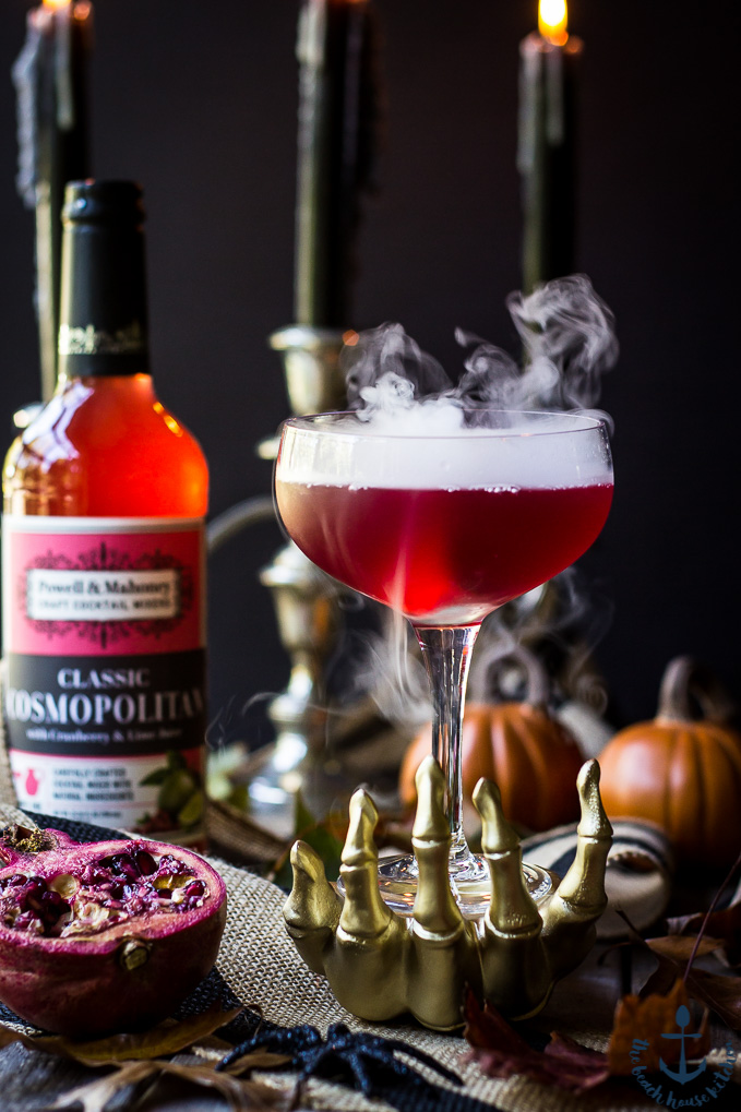 The Vampire's Venom Cocktail