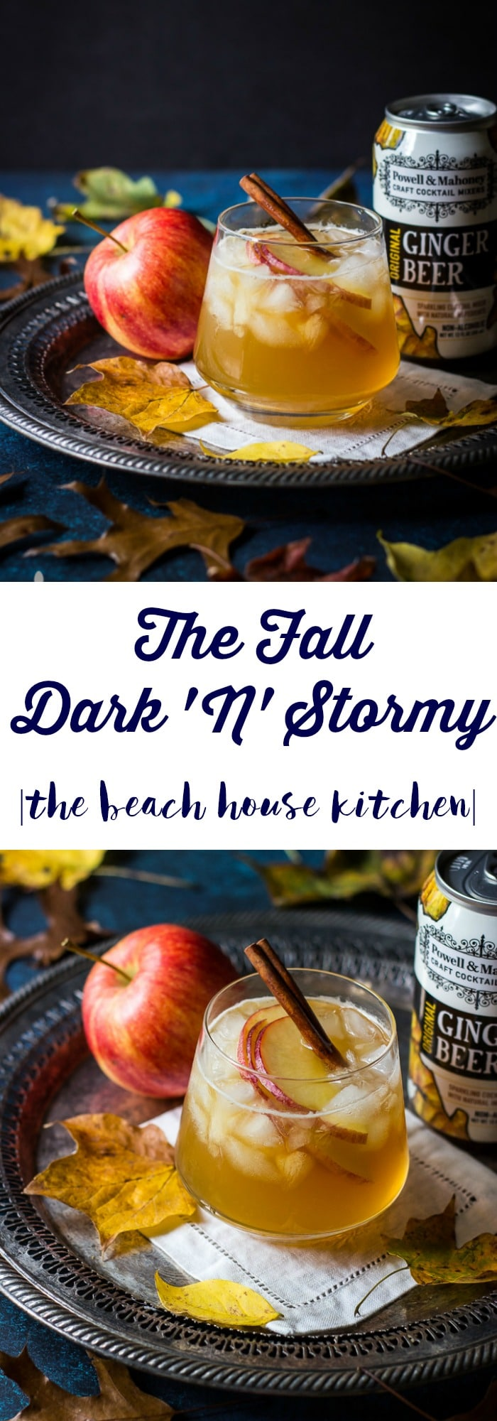 The Fall Dark and Stormy