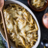 French Onion Pasta