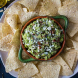Bacon and Fig Guacamole