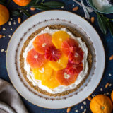Winter Citrus Mascarpone Tart