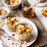 Peachy Quinoa Breakfast Bowl