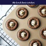 Hershey's Hug Brownie Bites