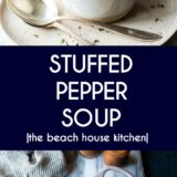 Stuffed Pepper Soup long pin