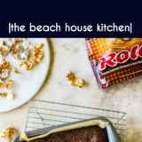 Decadent Rolo® Brownies long Pinterest pin