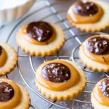 Twix Cookies long Pinterest pin