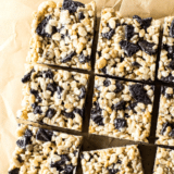Oreo Rice Krispie Treats long Pinterest pin